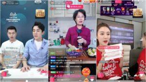 Livestream shopping sur Taobao, sorte d'Amazon chinois