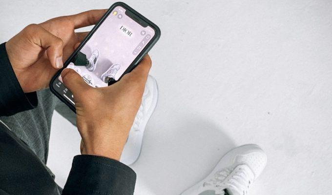 Dior-ID Snapchat